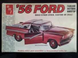 Ford  - 1956  - 1:24 - AMT - s271 - amts271 | Toms Modelautos