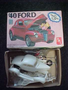 Ford  - 1940  - 1:25 - AMT - s140 - amts140 | Toms Modelautos