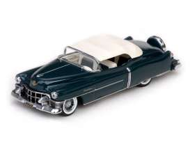 Cadillac  - Closed Convertible 1953 berkshire blue - 1:43 - Vitesse SunStar - 36264 - vss36264 | Tom's Modelauto's