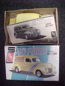 Ford  - 1940  - 1:25 - AMT - s292 - amts292 | Toms Modelautos