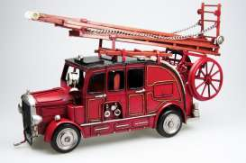Leyland  - 1936 red - 1:24 - Tinplate Collectables - TinF2139-r | Toms Modelautos