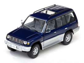 Mitsubishi  - 1998 royal blue pearl - 1:18 - SunStar - 1223 - sun1223 | Tom's Modelauto's