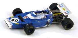 Matra  - 1970 blue - 1:43 - Spark - s1594 - spas1594 | Tom's Modelauto's