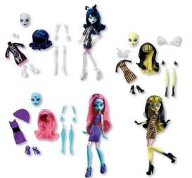 Dolls  - Mattel Monster High - W9175 - MatW9175 | Toms Modelautos