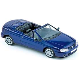 Renault  - 1999 blue - 1:43 - Norev - nor517626 | Tom's Modelauto's