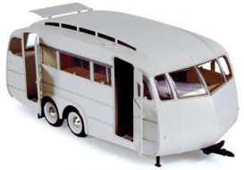Caravan  - 1955 white - 1:18 - Norev - nor185726 | Tom's Modelauto's