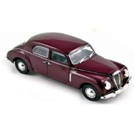 Lancia  - 1950 dark red - 1:43 - Norev - nor780094 | Tom's Modelauto's