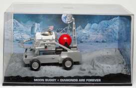 Moonscope  - silver - 1:43 - Magazine Models - magJBmoon | Tom's Modelauto's
