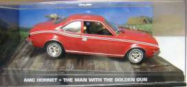 Magazine Models - AMC  - magJBhornet : AMC Hornet *the man with the golden gun*, red