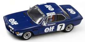 BMW  - 1976 blue - 1:43 - Spark - sf038 - spasf038 | Tom's Modelauto's