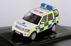 IXO Models - Land Rover  - ixmoc135 : 2010 Land Rover Discovery 4 *Surrey* UK Police