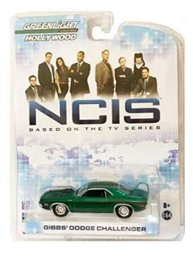 Dodge  - Challenger *NCIS* 1970 yellow - 1:64 - GreenLight - 44620D-GM - gl44620D-GM | Toms Modelautos