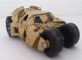Hotwheels - Batman  - hwmvBCJ76 : Batman Batmobile Tumbler Camouflage Deco *the Dark Knight Rises*