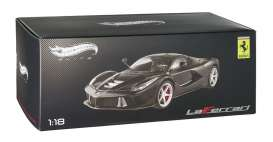 Hotwheels Elite - Ferrari  - hwmvBCT80 : 2013 New Ferrari Supercar the *LaFerrari*, black