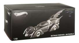 Batman  - 1995 black - 1:18 - Hotwheels Elite - mvBCJ98 - hwmvBCJ98 | Tom's Modelauto's
