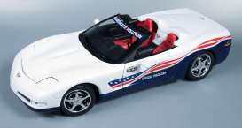 Chevrolet  - 2004 white/blue - 1:18 - Auto World - AW204 | Tom's Modelauto's
