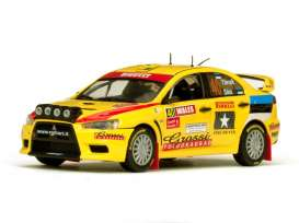 Vitesse SunStar - Mitsubishi  - vss43449 : 2010 Mitsubishi Lancer Evolution X #40 Tänak/Sikk Winner Rally of Great Britain PWRC