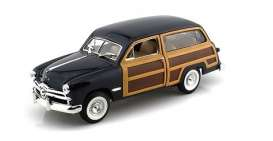 Ford  - 1949 meadow green - 1:18 - SunStar - sun6001 | Tom's Modelauto's