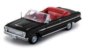 Ford  - 1963 raven black - 1:18 - SunStar - sun4533 | Tom's Modelauto's