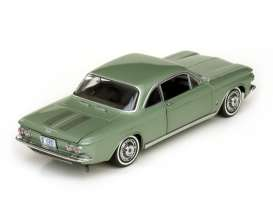 Chevrolet  - 1963 laurel green - 1:18 - SunStar - 1483 - sun1483 | Tom's Modelauto's