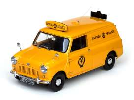 Austin Mini - 1963 yellow - 1:12 - SunStar - 5318 - sun5318 | Tom's Modelauto's