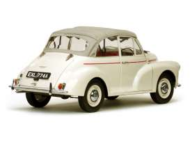 Morris  - Minor 1000 tourer 1965 old english white - 1:12 - SunStar - 4774 - sun4774 | Tom's Modelauto's