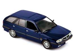 Lancia  - 1994 dark blue - 1:43 - Norev - nor781021 | Tom's Modelauto's