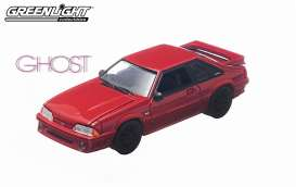 Ford  - 1987 red - 1:64 - GreenLight - 44650A - gl44650A | Tom's Modelauto's
