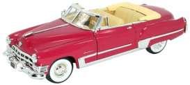 Cadillac  - 1949 red - 1:32 - Signature Models - sig32353r | Toms Modelautos