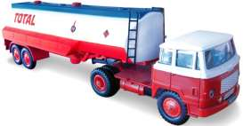 Unic  - red/white/blue - 1:43 - Norev - norc80420 | Tom's Modelauto's