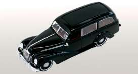 EMW  - 340 Kombi 1953 black - 1:43 - Ixo Ist Collection - ixist055 | Tom's Modelauto's
