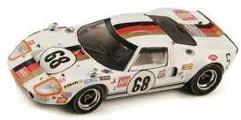 Ford  - 1969 white - 1:43 - Spark - s4066 - spas4066 | Tom's Modelauto's