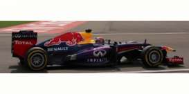 Red Bull Racing  Renault - 2013 blue - 1:43 - Minichamps - 410130001 - mc410130001 | Toms Modelautos
