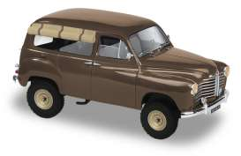 Renault  - brown - 1:43 - Solido - 143131 - soli143131 | Toms Modelautos
