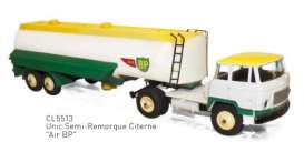 Unic  - green/white/yellow - 1:43 - Norev - cl5513 - norcl5513 | Toms Modelautos