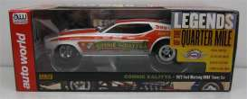 Auto World - Ford  - AW1111 : 1972 Bounty Hunter Mustang Funny Car *Connie Kalitta*