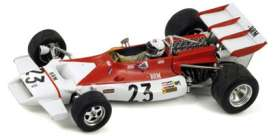 BRM  - 1972 white/red - 1:43 - Spark - S1854 - spaS1854 | Tom's Modelauto's