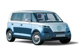Norev - Volkswagen  - nor188402 : 2012 Volkswagen Bulli Studie, light blue metallic