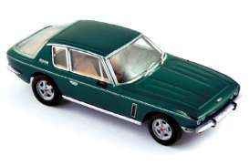Jensen  - 1976 green - 1:43 - Norev - nor270250 | Tom's Modelauto's