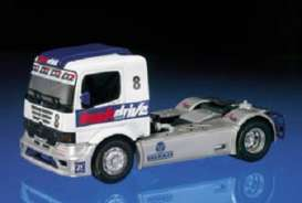 Mercedes Benz  - 1998 whiteblue - 1:43 - Minichamps - 439980308 - mc439980308 | Toms Modelautos