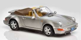 Italeri - Porsche  - ita3680 : Porsche 911 America Roadster *Topcars Collection* 84 PARTS REALIZED IN PRE-COLORED SPRUES +DECALS SHEET + RUBBER TIRES AND CHROMEDWHEELS, plastic modelkit