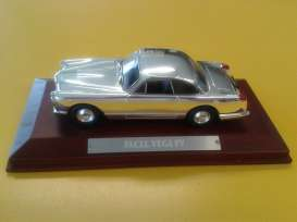 Facel  - Vega FV 1959 chrome - 1:43 - Magazine Models - magCHRvega | Tom's Modelauto's