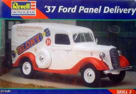 Ford  - 1937  - 1:25 - Revell - US - 7628 - rmxs7628 | Toms Modelautos