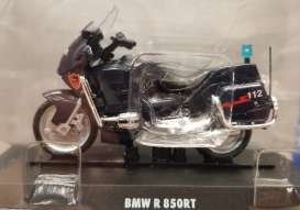BMW  - R 850 RT black - 1:24 - Magazine Models - 011 - magcara011 | Toms Modelautos