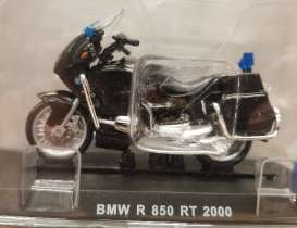 BMW  - R 850 RT blue - 1:24 - Magazine Models - 045 - magcara045 | Toms Modelautos