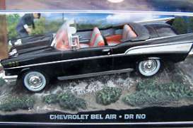 Magazine Models - Chevrolet  - magJBbelair : Chevrolet Bel Air *Dr No*, black