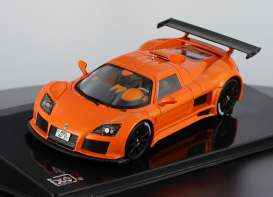 IXO Models - Gumpert  - ixmoc141 : 2010 Gumpert Apollo S, orange