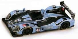 Morgan  - 2013 blue/black - 1:43 - Spark - s3761 - spas3761 | Tom's Modelauto's