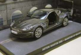 Aston Martin  - black - 1:43 - Magazine Models - JBDBSbashed - magJBDBSbashed | Tom's Modelauto's