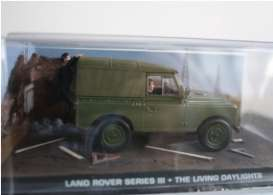 Land Rover  - green - 1:43 - Magazine Models - JBland88 - magJBland88 | Tom's Modelauto's